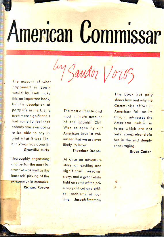 American commissar