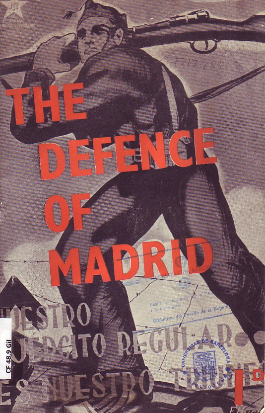The defence of Madrid