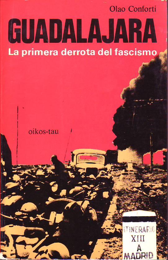 Guadalajara. La primera derrota del fascismo