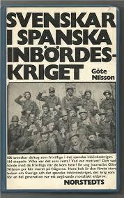 Svenskar i spanska inbördeskriget