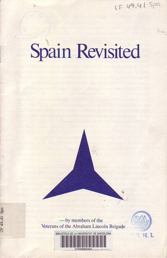 Spain revisited
