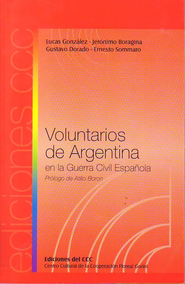 Voluntarios de Argentina en la Guerra Civil Española