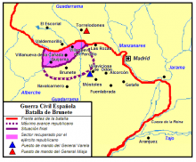 Batalla Brunete