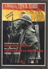 Historia de las Brigadas Mixtas del Ejército Popular de la República