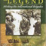 History and legend : writing the International Brigade.