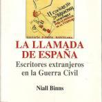 La Llamada de España : escritores extranjeros en la Guerra Civil