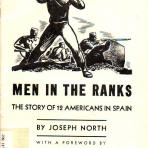 Men in the ranks : the story of 12 Americans in Spain