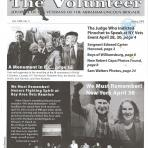 The Volunteer : journal of the Veterans of the Abraham Lincoln Brigade