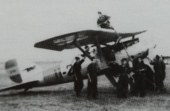 Nieuport 52 (Grup11) a Getafe